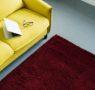 Marcas de muebles en alfombras