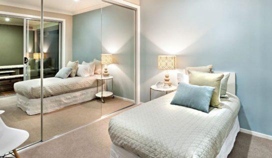 Cómo organizar un dormitorio pequeño
