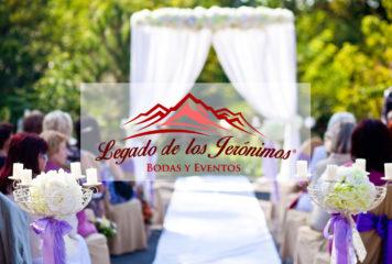 La mejor finca para bodas en Ávila, El Legado de los Jerónimos