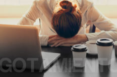 Como saber si estás cerca del agotamiento