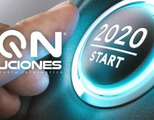 LQN Soluciones nos adelanta las novedades Informáticas para 2020