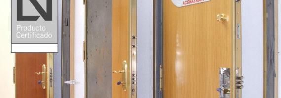 La importancia de tener una puerta acorazada certificada en tiempos de crisis