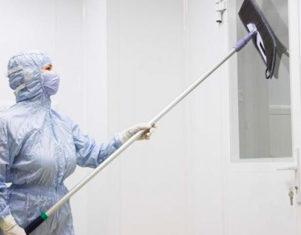 Coronavirus, se incrementan los servicios de desinfección