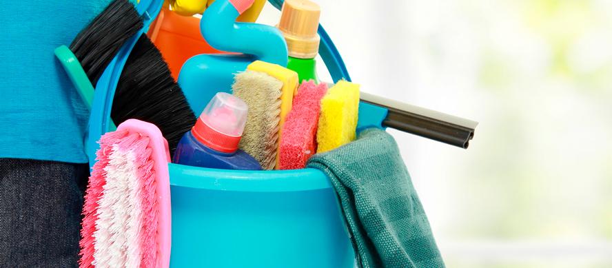 Desinfecta el vaso de los cepillos de dientes