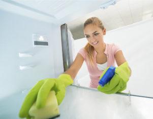 Los lugares más sucios de tu casa y cómo limpiarlos