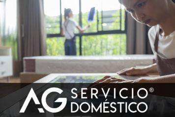 Servicio domestico AG, como trabaja una agencia de selección de empleados de hogar