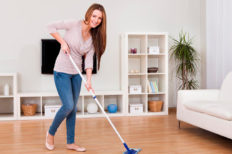¿Cómo limpiar, lavar y desengrasar los pisos de manera efectiva? Por Puligaviota