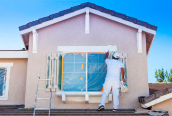 ¿Cómo elegir la pintura para el exterior perfecta?