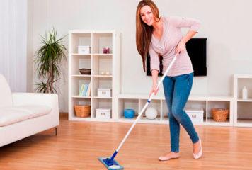 ¿Cómo limpiar, lavar y desengrasar los pisos de manera efectiva?