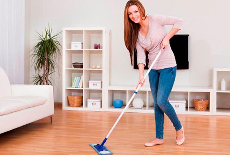 Cómo limpiar, lavar y desengrasar los pisos de manera efectiva