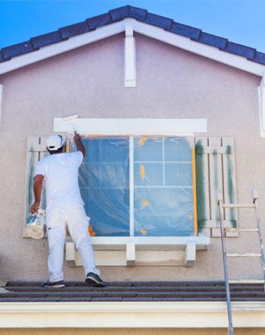 ¿Cómo elegir la pintura para el exterior perfecta? Por Pintores Madrid Nejara