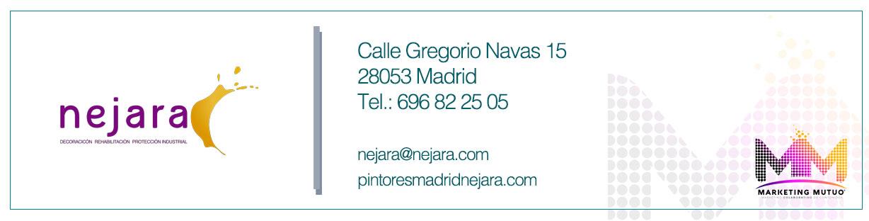 Pintores Madrid Nejara