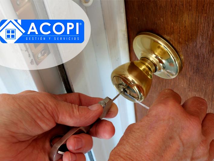 CERRAJEROS ACOPI: valiosos consejos de cerrajero experto que ayudarán a asegurar el hogar