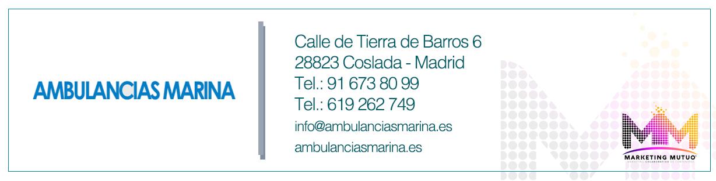 Ambulancias Marina