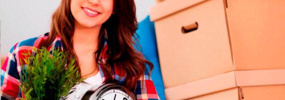 Consejos para una mudanza más rápida, más fácil y menos estresante