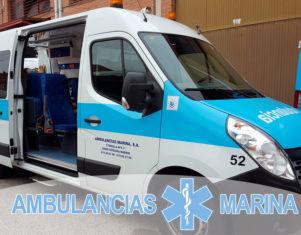 Ambulancias Marina: diferencias entre las ambulancias y las unidades móviles de cuidados intensivos