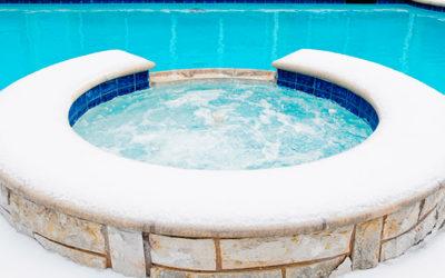 ¿Cómo mantener tu piscina en invierno?