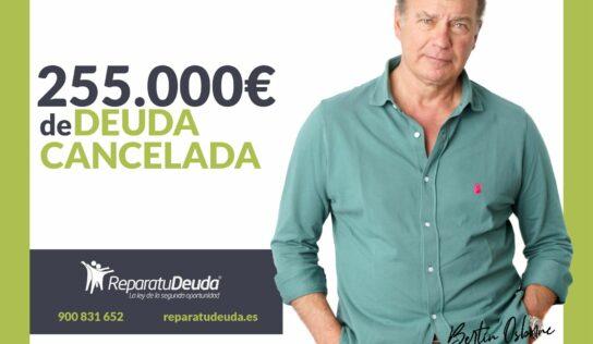 Repara tu Deuda cancela 255.000€ en Sabadell (Barcelona) con la Ley de la Segunda Oportunidad