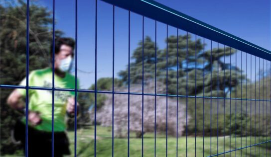 Comunidad de Madrid adquiere Malla Metálica Promallas ® para segregación en Parque del Retiro durante Covid