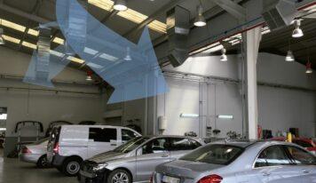 Evaporalia se consolida como líder en soluciones de climatización para grandes industrias