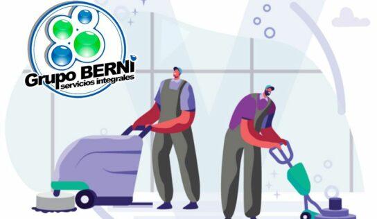 ¿Cómo conseguir la rutina de limpieza ideal de una comunidad de vecinos? Por Grupo BERNI