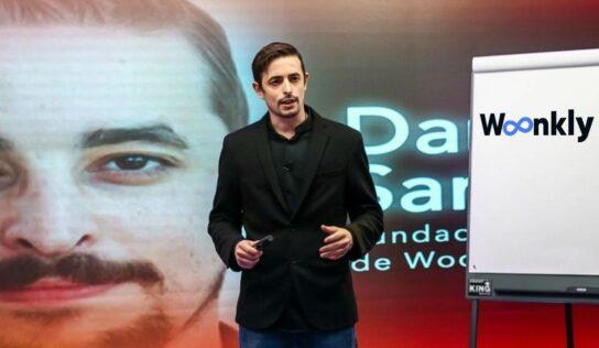 Woonkly, la startup de emprendedores españoles patrocina el congreso de Blockchain más prestigioso de Dubai