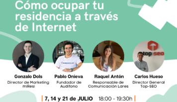 miResi convoca un encuentro digital para ayudar a las residencias de mayores a ocupar sus plazas
