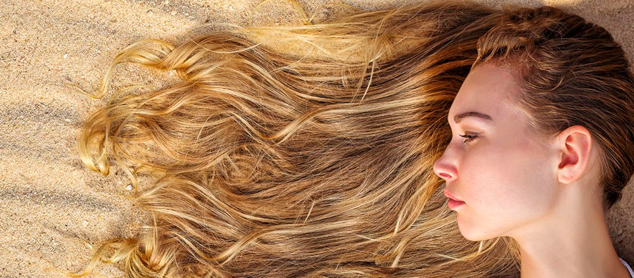 Proteger el cabello en verano