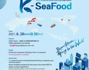 ¿Cómo se podría realizar la feria pesquera de Corea del Sur en la era pospandémica?
