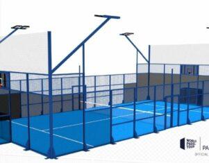 ¡7 en 1! Padel Galis patenta una pista de pádel Multideporte para la práctica de 7 modalidades deportivas