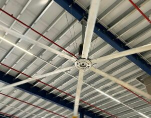 Evaporalia, aliada de las empresas industriales para combatir el 'estrés térmico'