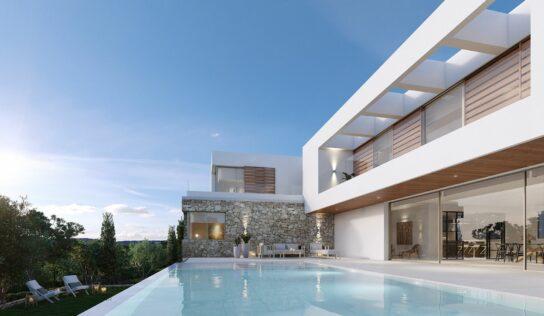 Can Aubarca Ibiza, arquitectura única y exclusiva en el oasis de la isla