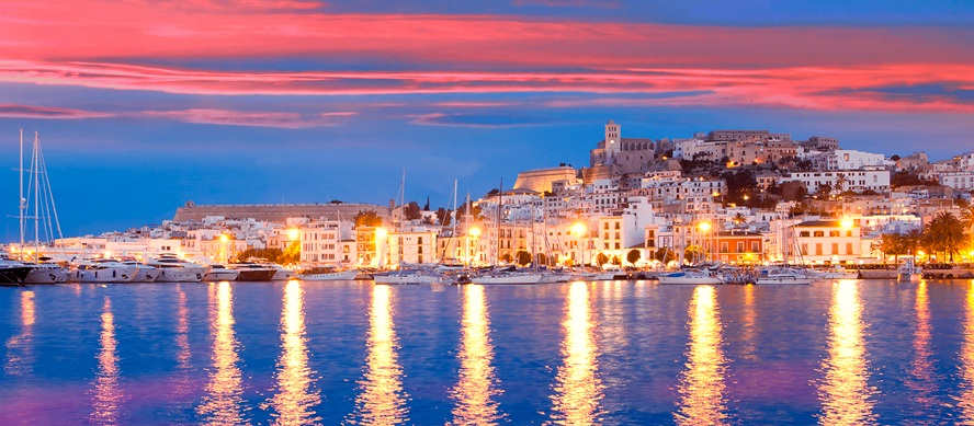 vida nocturna en Ibiza