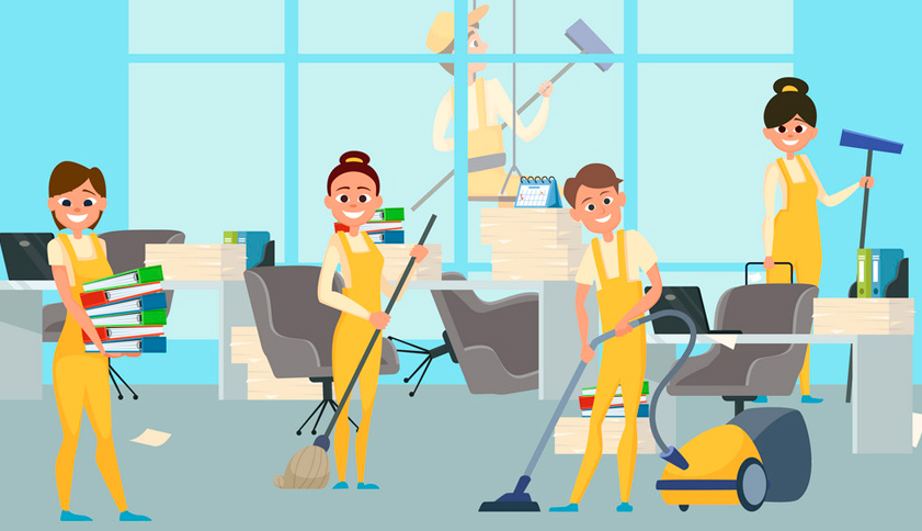 Criterios a tener en cuenta a la hora de elegir una empresa de limpieza