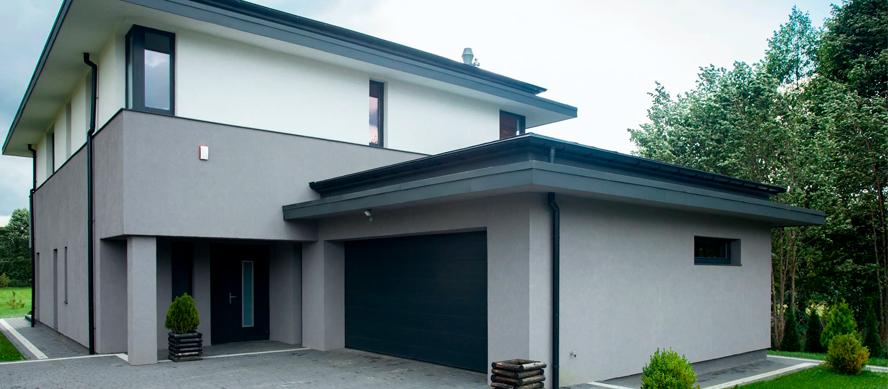 Modernismo y minimalismo en el diseño de casas