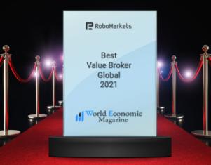 RoboMarkets se convierte en el mejor «Value Trader» en los World Economic Awards