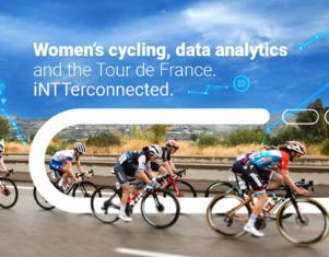 NTT Ltd. será el socio tecnológico oficial del Tour de Francia Femmes avec Zwift