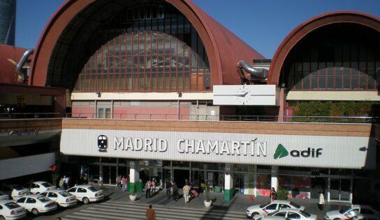 BIM modernizará la estación de Madrid Chamartín